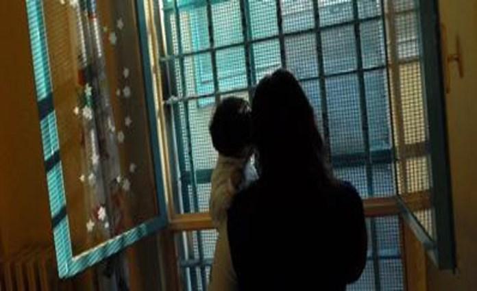 detenute e figli in carcere