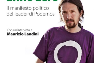 """Spagna, Iglesias: """"E' l'anno zero della democrazia"""""""