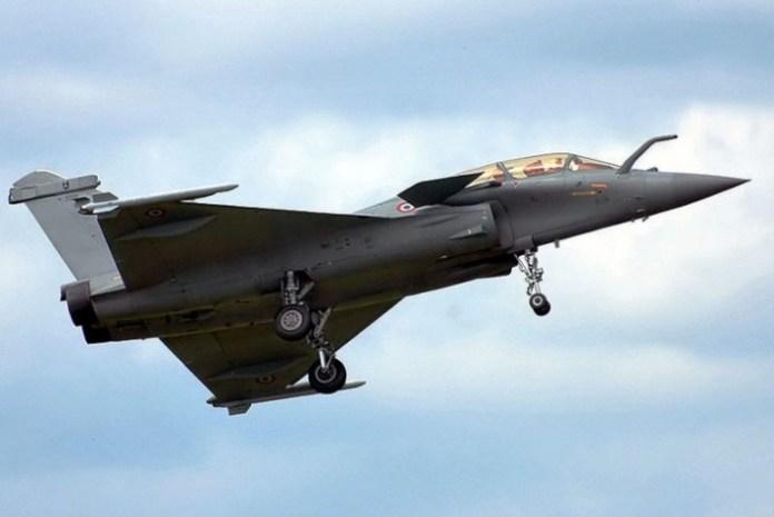 Dassault Rafale (Foto di Dmitry A. Mottl)
