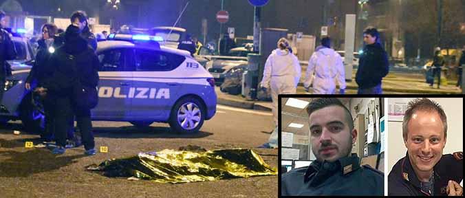 """""""Troppo fascisti"""": niente medaglia tedesca ai poliziotti italiani"""