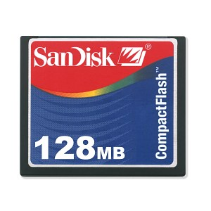 Compact Flash Type I