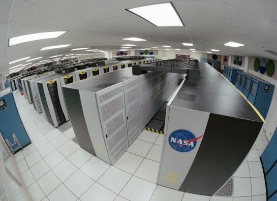 NASA Computers