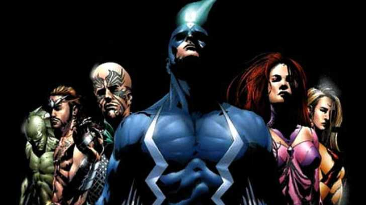 Image result for inhumans paul jenkins