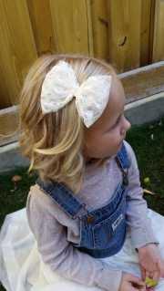 types of hair bows