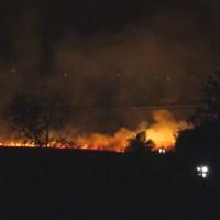 """Saopštenje za javnost - Štaba za vanredne situacije - Sprečavanju širenja požara na vodoizvorištu """"Ključ"""""""