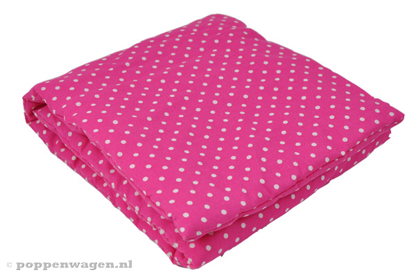 Simply for kids Classic Pink  Poppenwagennl