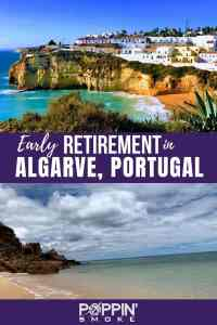 Link to Pinterest: Early Retirement in Algarve, Portugal