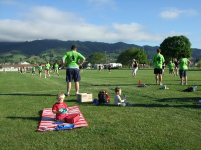 Picnic at Touch