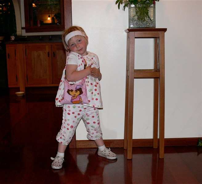 Poppy's Dora Purse