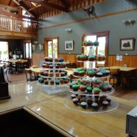 Cupcakes at Stoneridge Cafe & Maze