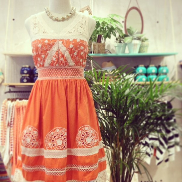 Aniko Lace Dress, £148