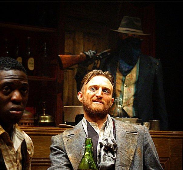 James Marlowe as Liberty Valance (eek!)