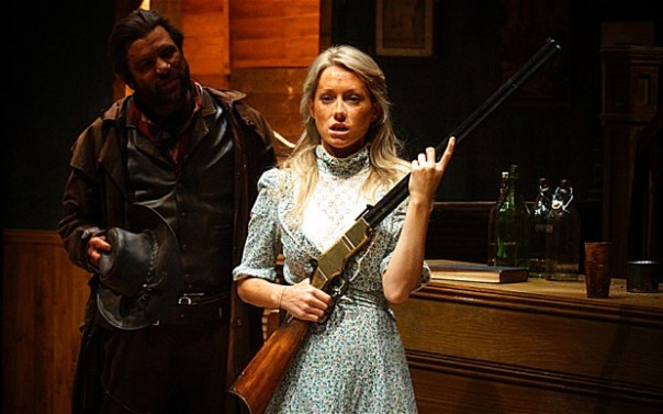 Niamh Walsh as Hallie Jackson - Picture from Jethro Compton Ltd