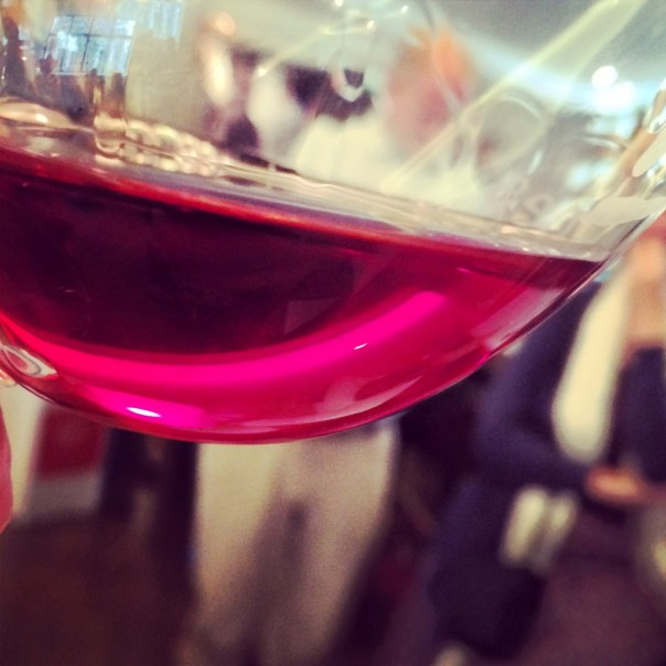 Wine tasting with MBosh with Virgin Wines