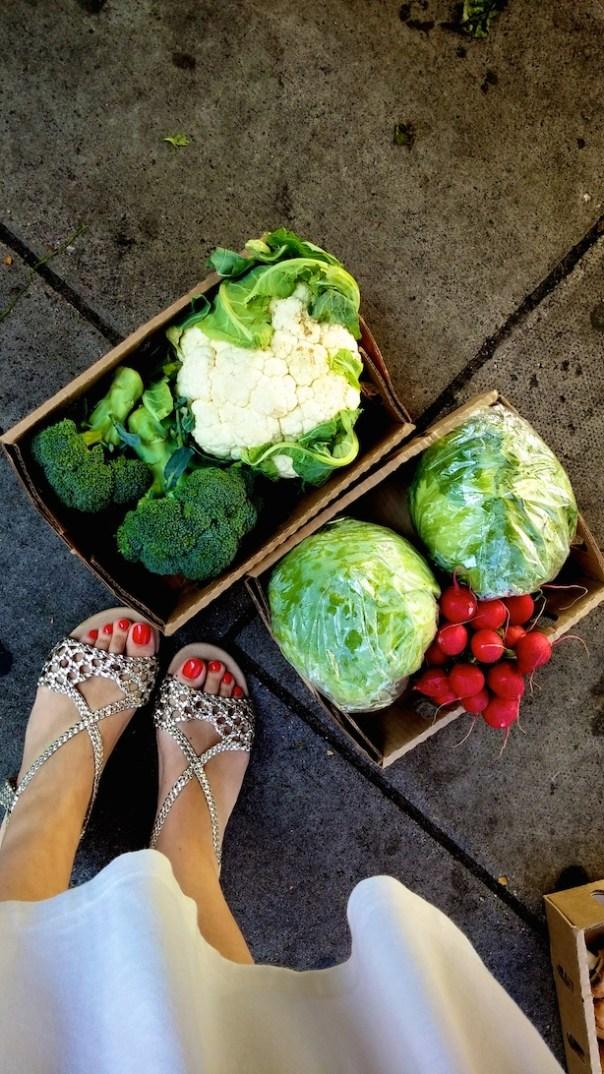 Portobello Road Market - Poppy Loves