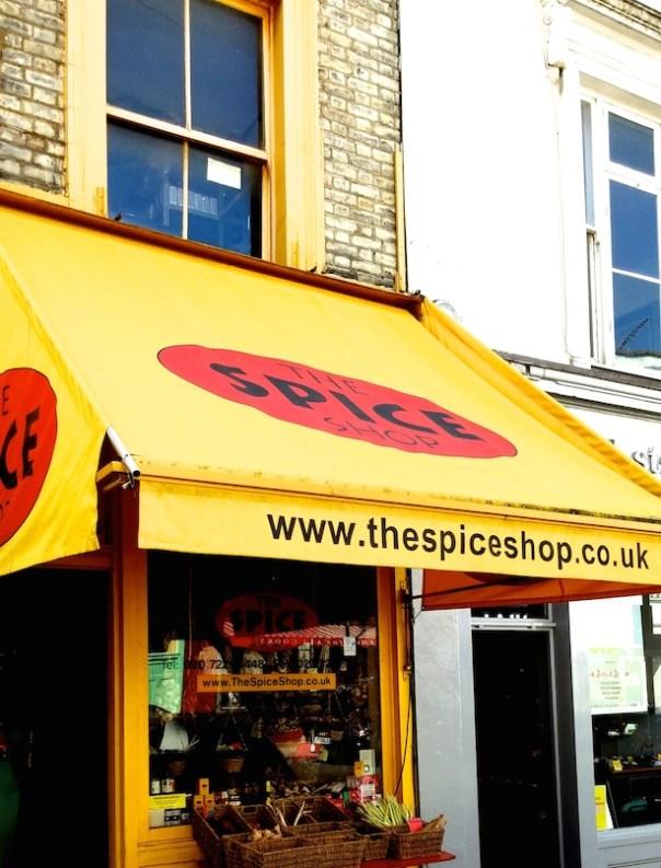 The Spice Shop - Portobello Road
