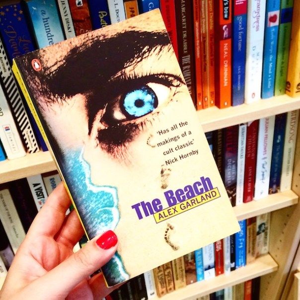 The Beach in Oxfam Books - Poppy Loves
