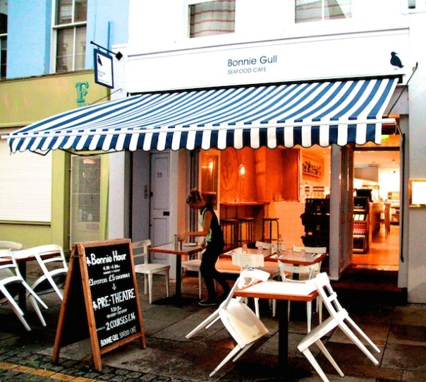 Bonnie Gull Seafood Cafe - Exmouth Market 3