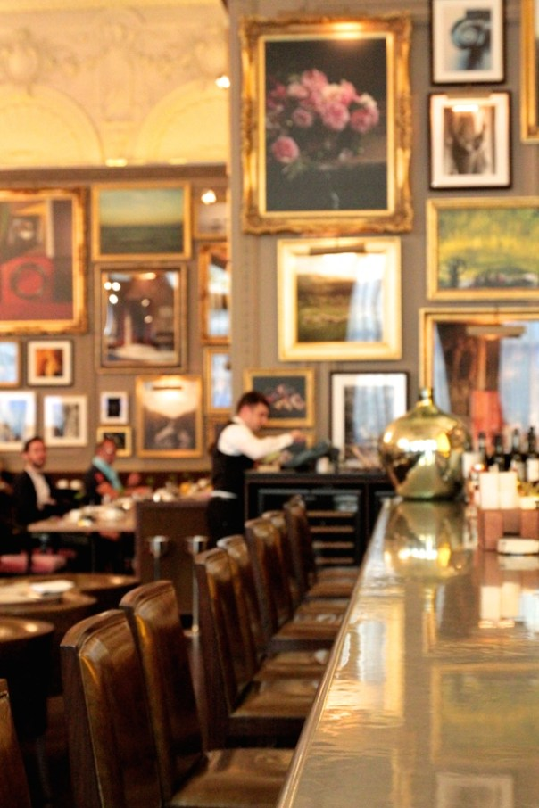Berners Tavern - Poppy Loves