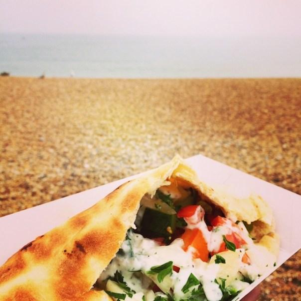 Brighton Food Festival - Poppy Loves