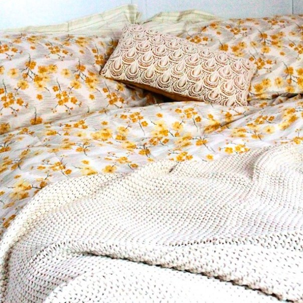 Beautiful bed linen from Christy's