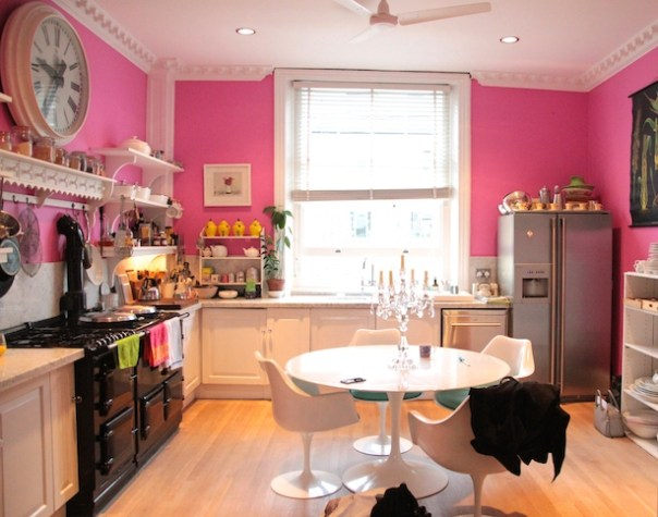 Sophie Conran's beautiful kitchen... swoon