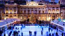 London Ice Skating Rinks - Seven Of