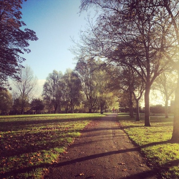 Finsbury Park last weekend