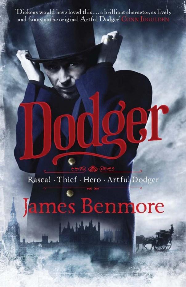 Dodger by James Benmore