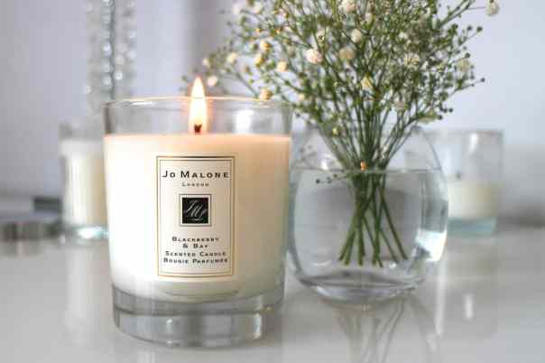 Jo Malone Candle - Blackberry Bay