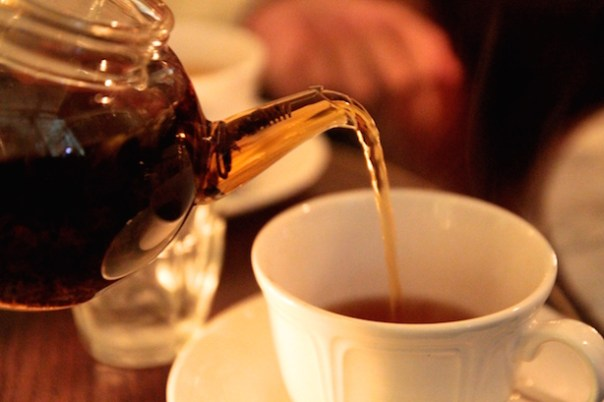 Lanes of London - afternoon tea