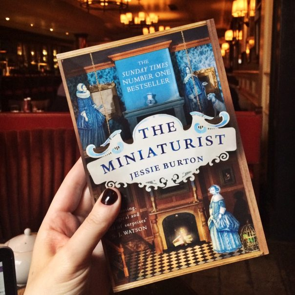 The Miniaturist by Jessie Burton - Poppy Loves Book Club
