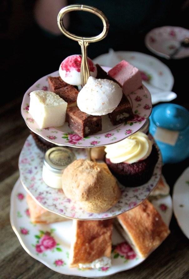 Afternoon Tea at Bea's of Bloomsbury