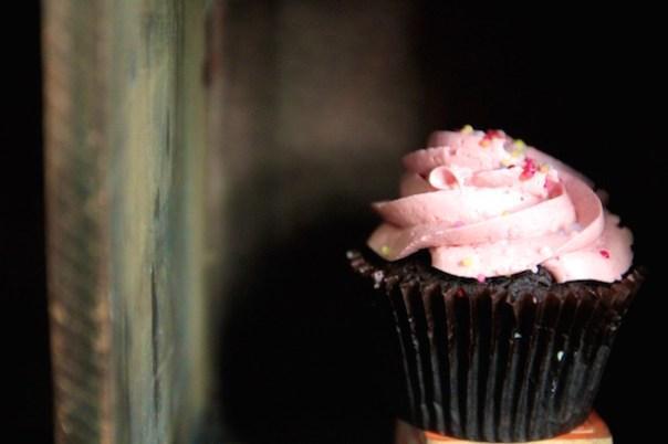 Cupcakes at Beas of Bloomsbury