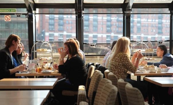 City Cruise Afternoon Tea