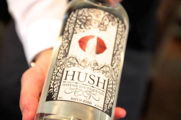 Gin and Jam Afternoon Tea at Hush, Mayfair