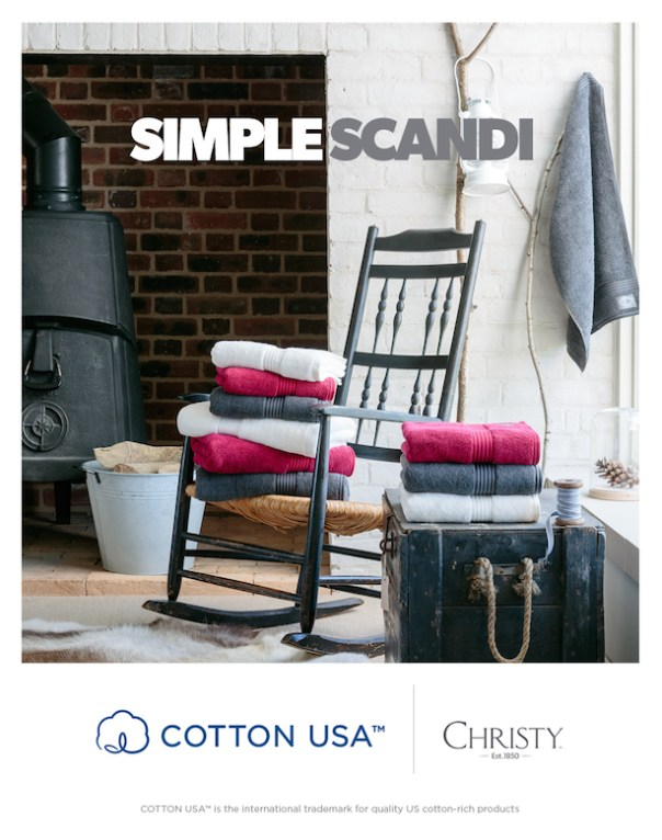 COTTON USA Christy Towels