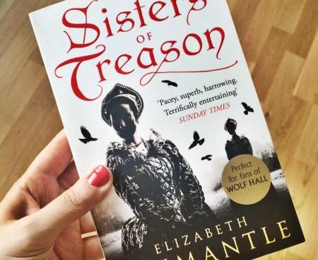 Sisters of Treason by Elizabeth Fremantle