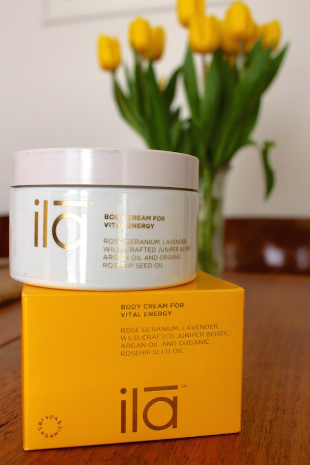 ila spa body cream