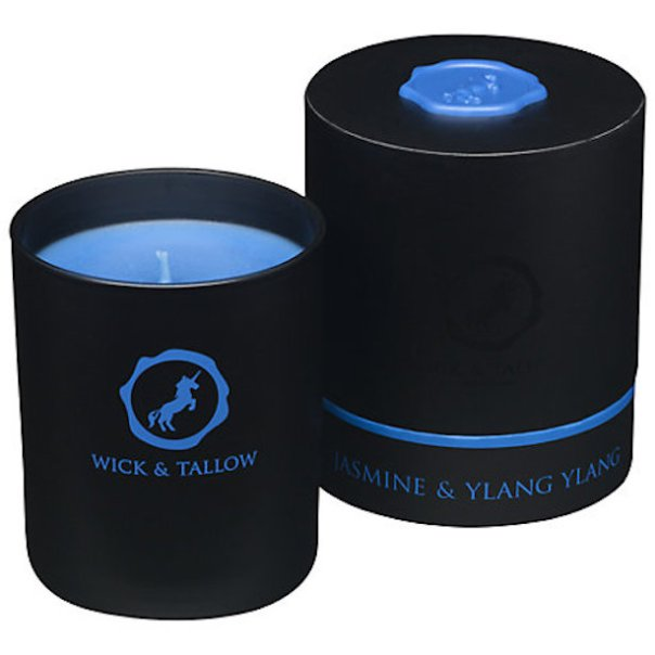 Wick-Tallow-Candle