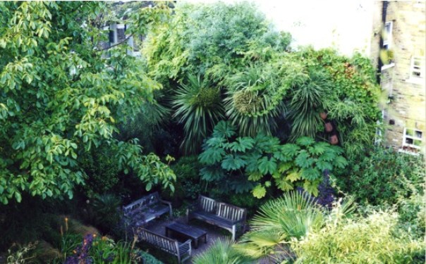 Bonnington Square Garden