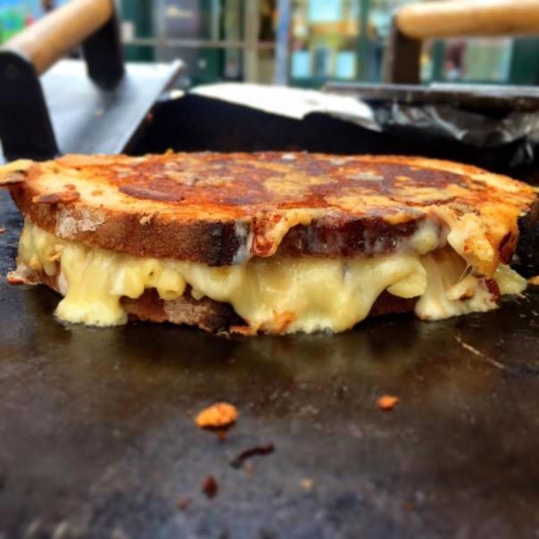 Grill My Cheese at Leather Lane Market