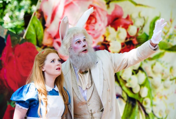 Opera Holland Park - Alice's Adventure's in Wonderland (July 2014) (c) Alex Brenner, no use without credit permitted (_DSC8611)
