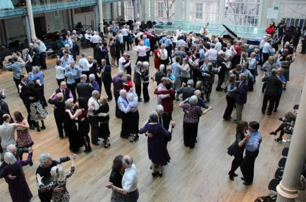 The Royal Opera House Tea Dance