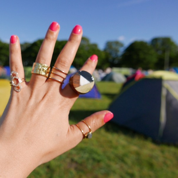 Hello Wilderness! I'm here! Rings: Accessorize