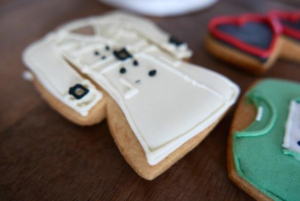 Biscuiteers fashion biscuits