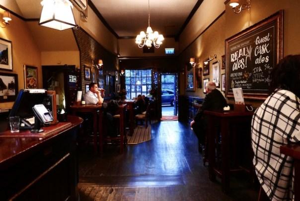 Prince of Wales pub, Kensington