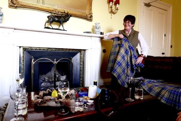 Scotland Shop Tartan