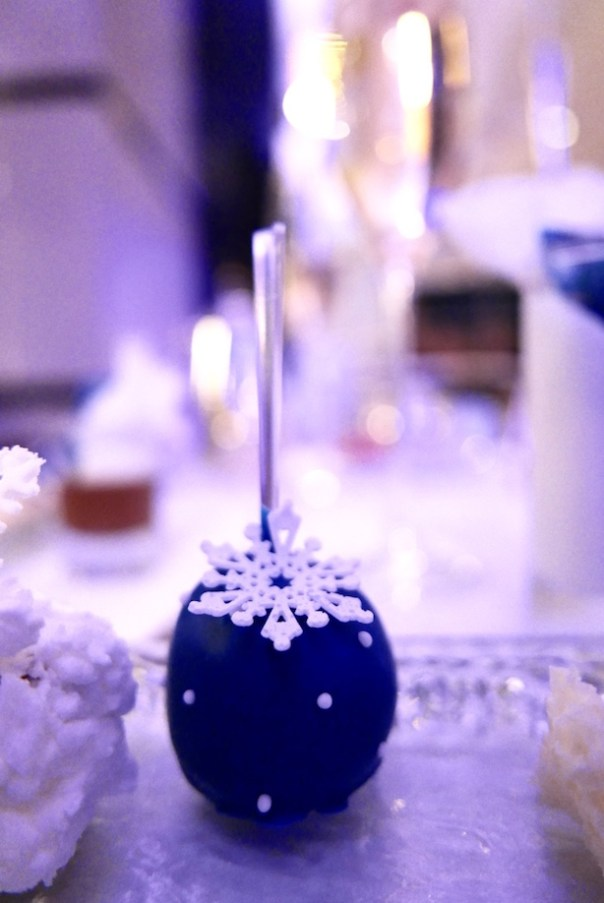 Snow Queen Afternoon Tea at Conrad St James