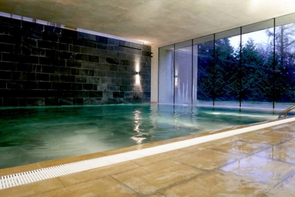 Cowley Manor Spa